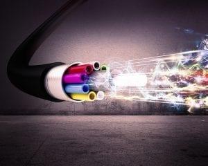 redes de fibra optica