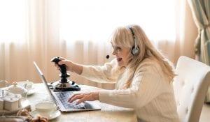 videoconferencia por internet en casa