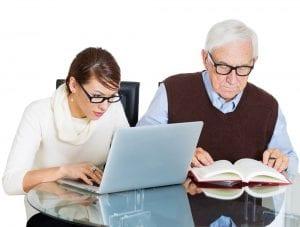 brecha digital jovenes mayores
